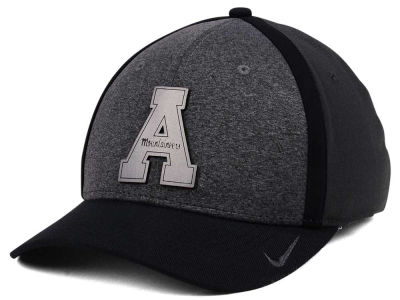 Appalachian State Mountaineers Nike NCAA Heather Stretch Fit Cap