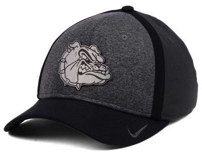 Gonzaga Bulldogs Nike NCAA Heather Stretch Fit Cap