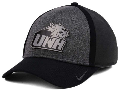 New Hampshire Wildcats Nike NCAA Heather Stretch Fit Cap