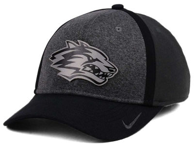 New Mexico Lobos Nike NCAA Heather Stretch Fit Cap