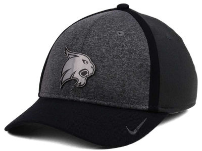 Texas State Bobcats Nike NCAA Heather Stretch Fit Cap