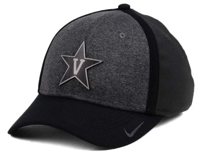 Vanderbilt Commodores Nike NCAA Heather Stretch Fit Cap
