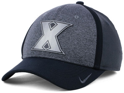 Xavier Musketeers Nike NCAA Heather Stretch Fit Cap