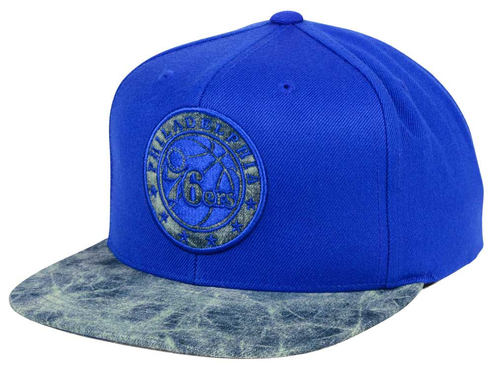 ... canada philadelphia 76ers mitchell ness nba all color acid wash  snapback cap 28f26 782ba cd4ba61f813b