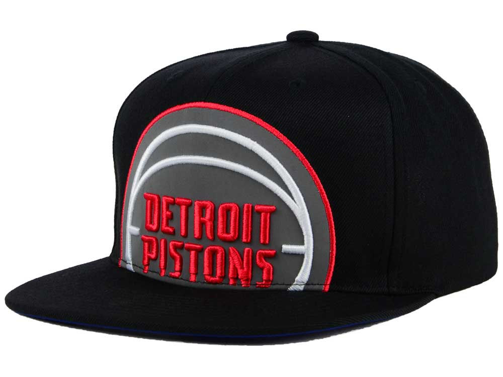 ... where to buy detroit pistons mitchell ness xl reflective cropped  snapback cap b9e92 85785 ab618fde48ef