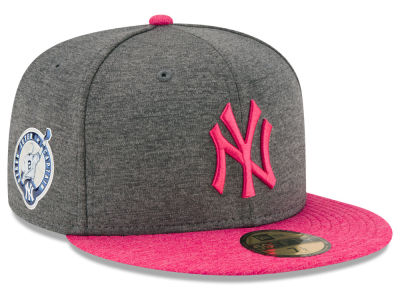 New York Yankees Derek Jeter New Era 2017 Mothers Day Jeter Patch 59FIFTY Cap