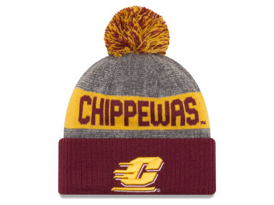 Central Michigan Chippewas New Era 2017 NCAA Sport Knit