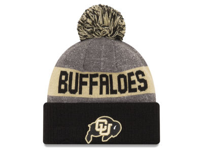 Colorado Buffaloes New Era 2017 NCAA Sport Knit