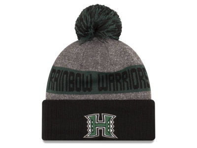 Hawaii Warriors New Era 2017 NCAA Sport Knit