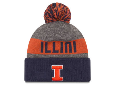 Illinois Fighting Illini New Era 2017 NCAA Sport Knit