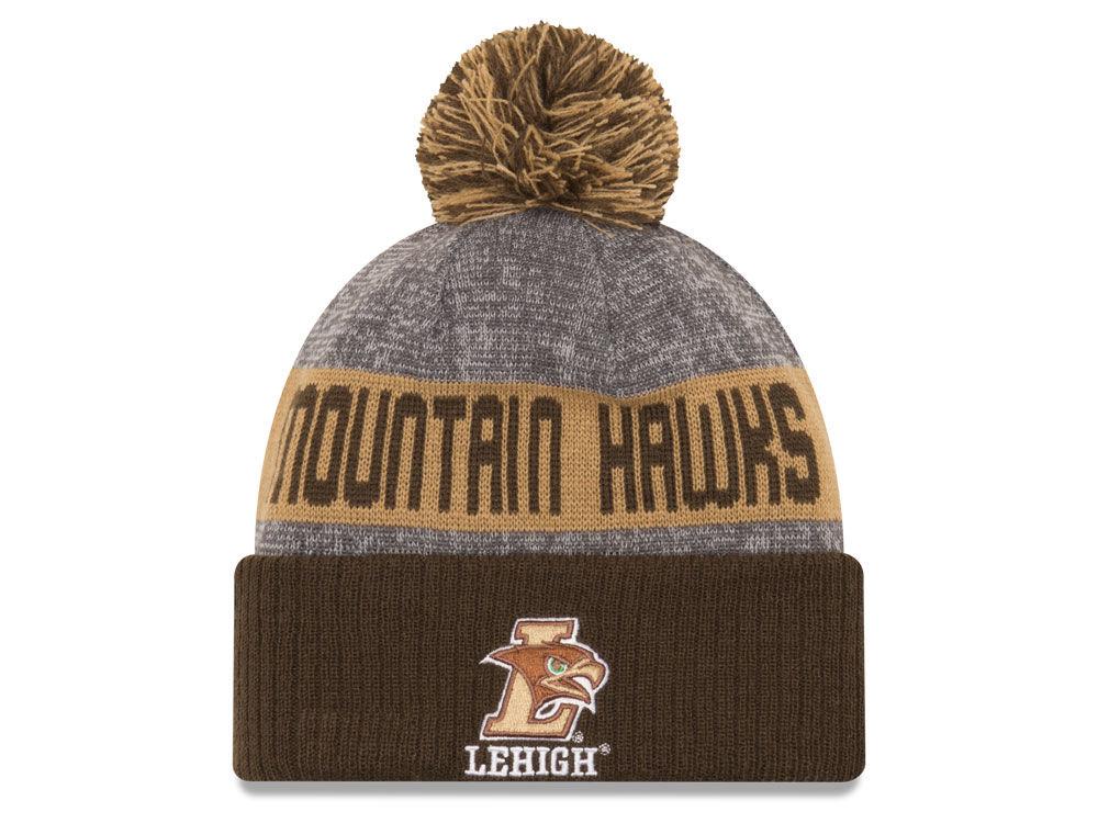Lehigh Mountain Hawks New Era 2017 NCAA Sport Knit  835da62c2