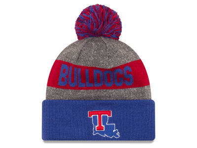 Louisiana Tech Bulldogs New Era 2017 NCAA Sport Knit