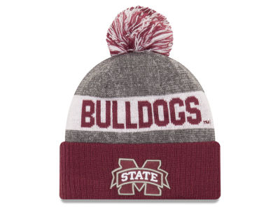 Mississippi State Bulldogs New Era 2017 NCAA Sport Knit