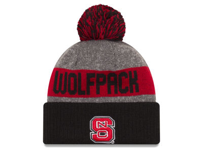 North Carolina State Wolfpack New Era 2017 NCAA Sport Knit