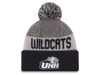 New Hampshire Wildcats New Era 2017 NCAA Sport Knit