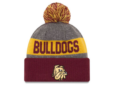Minnesota Duluth Bulldogs New Era 2017 NCAA Sport Knit