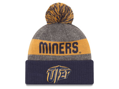 UTEP Miners New Era 2017 NCAA Sport Knit