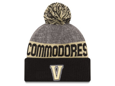 Vanderbilt Commodores New Era 2017 NCAA Sport Knit