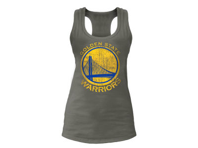 Golden State Warriors 5th & Ocean NBA Women's Game Tank