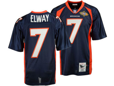 Denver Broncos John Elway Mitchell & Ness NFL Men's Authentic Football Jersey