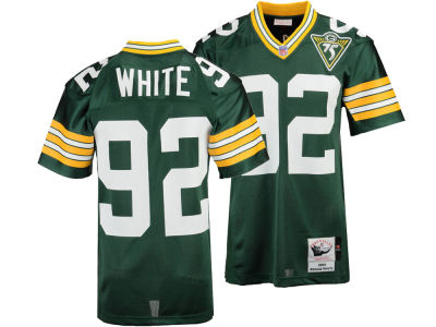 Green Bay Packers Reggie White Mitchell & Ness NFL Men's Authentic Football Jersey
