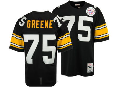 Pittsburgh Steelers Joe Greene Mitchell & Ness NFL Men's Authentic Football Jersey