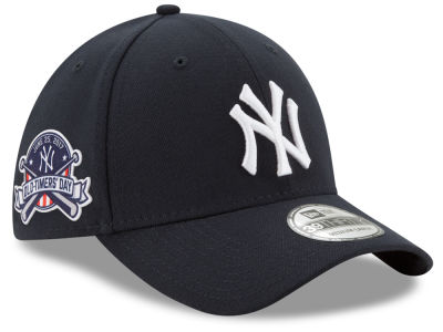 New York Yankees New Era 2017 MLB Old Timers Day Patch Team Classic 39THIRTY Cap