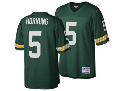 Green Bay Packers Paul Hornung Mitchell & Ness NFL Replica Throwback Jersey
