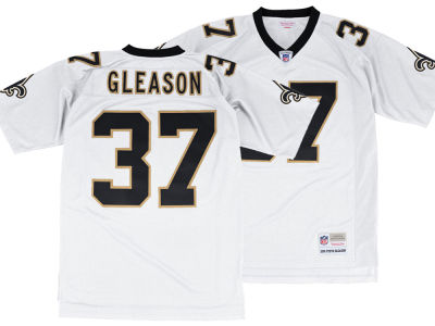 New Orleans Saints Steve Gleason Mitchell & Ness NFL Replica Throwback Jersey