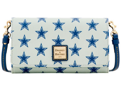 Dallas Cowboys Dooney & Bourke Daphne Crossbody Wallet