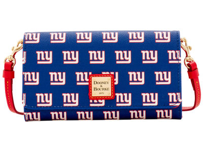 New York Giants Dooney & Bourke Daphne Crossbody Wallet