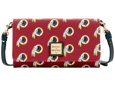 Washington Redskins Dooney & Bourke Daphne Crossbody Wallet