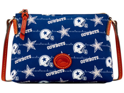 Dallas Cowboys Dooney & Bourke Nylon Crossbody Pouchette