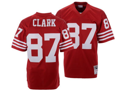 San Francisco 49ers Dwight Clark Mitchell & Ness NFL Replica Throwback Jersey