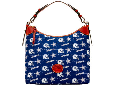 Dallas Cowboys Dooney & Bourke Nylon Hobo