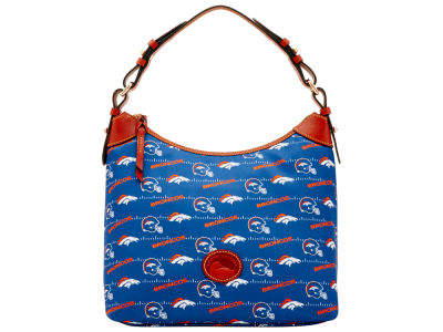 Denver Broncos Dooney & Bourke Nylon Hobo Bag