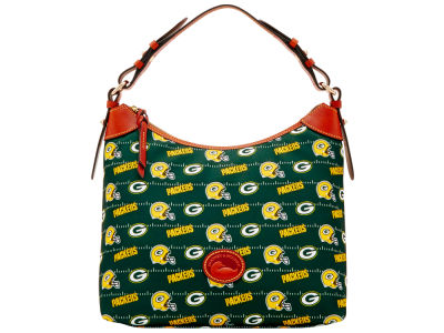 Green Bay Packers Dooney & Bourke Nylon Hobo