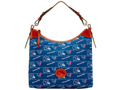 Houston Texans Dooney & Bourke Nylon Hobo Bag