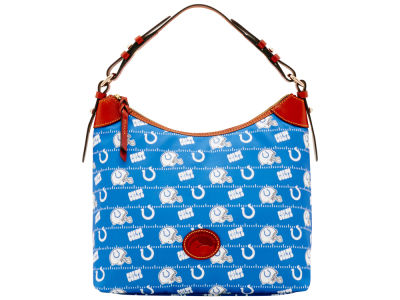 Indianapolis Colts Dooney & Bourke Nylon Hobo Bag