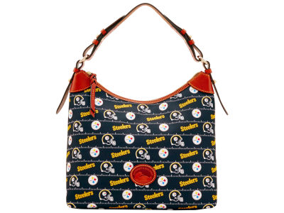 Pittsburgh Steelers Dooney & Bourke Nylon Hobo