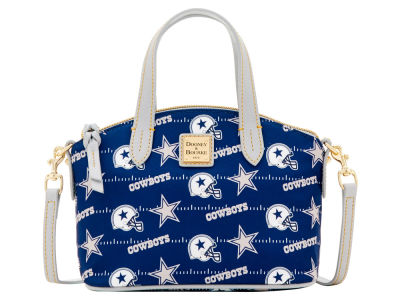 Dallas Cowboys Dooney & Bourke Nylon Ruby Mini Satchel XBody