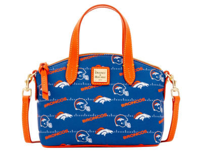 Denver Broncos Dooney & Bourke Nylon Ruby Mini Satchel XBody
