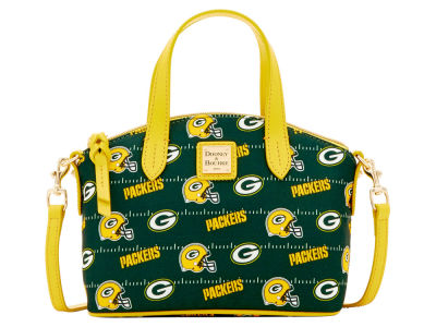 Green Bay Packers Dooney & Bourke Nylon Ruby Mini Satchel XBody