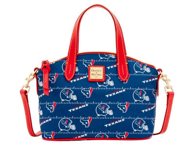 Houston Texans Dooney & Bourke Nylon Ruby Mini Satchel XBody