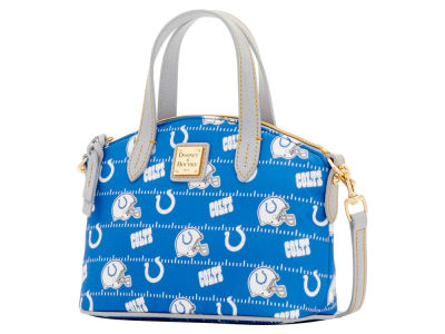 Indianapolis Colts Dooney & Bourke Nylon Ruby Mini Satchel XBody