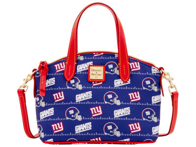 New York Giants Dooney & Bourke Nylon Ruby Mini Satchel XBody