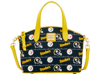 Pittsburgh Steelers Dooney & Bourke Nylon Ruby Mini Satchel XBody