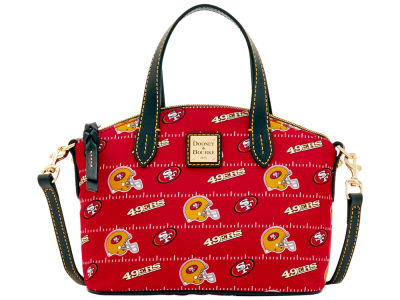San Francisco 49ers Dooney & Bourke Nylon Ruby Mini Satchel XBody