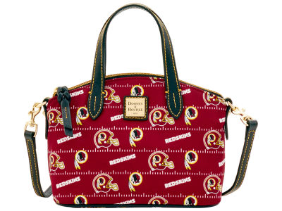 Washington Redskins Dooney & Bourke Nylon Ruby Mini Satchel XBody