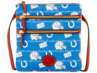 Indianapolis Colts Dooney & Bourke Nylon Triple Zip Crossbody Apparel & Accessories